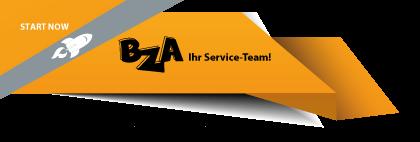 Logo - BZA-Service-Team