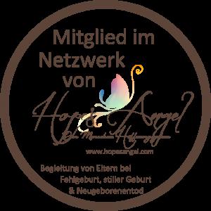 """Mitglied im Netzwerk von """"Hope´s Angel"""""""